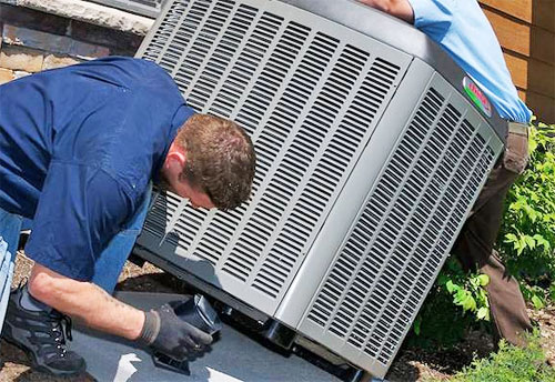 Heater and Air Conditioner Installations in Burlington County NJ